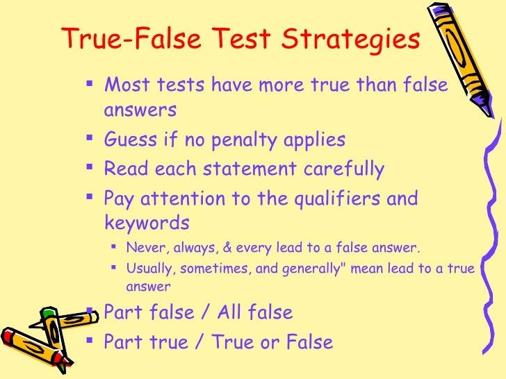 Treue Testen Tipps
