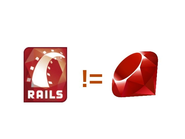 Developing cross platform desktop application with Ruby Slide 3