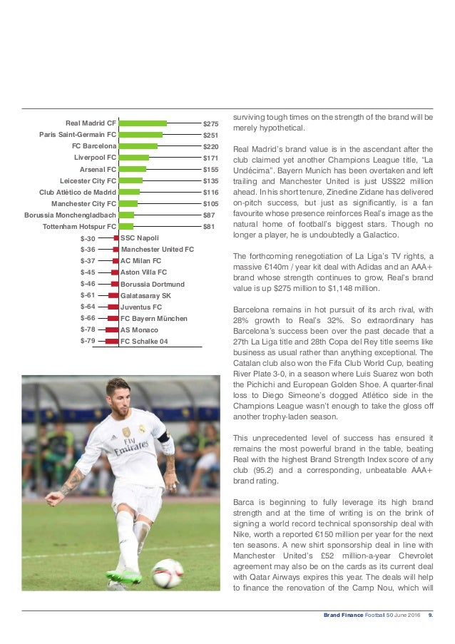 finance in football Manchester city lead the way in football finance, says soccerex report, as english premier league sides dominate financially globally.