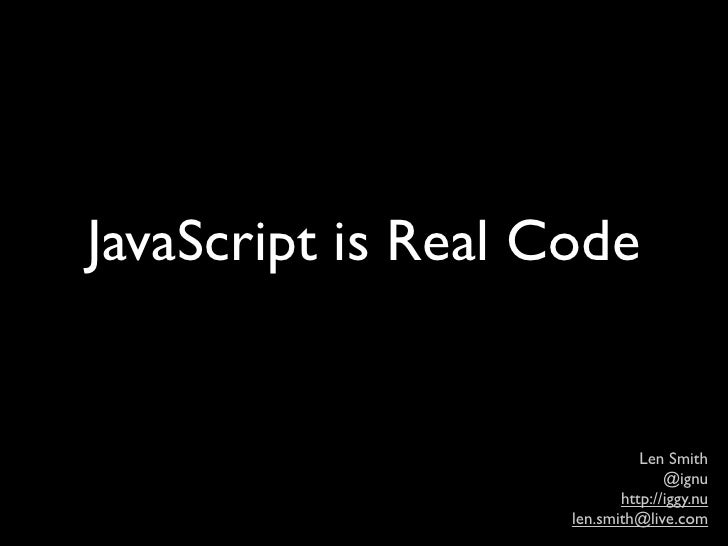 code real