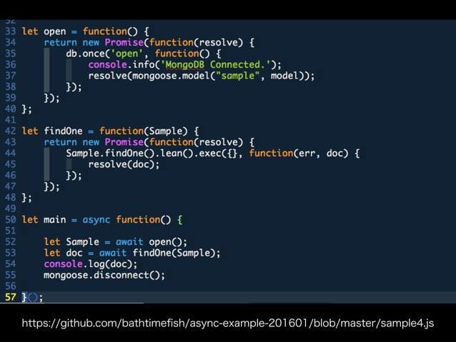 https://github.com/bathtimefish/async-example-201601/blob/master/sample4.js