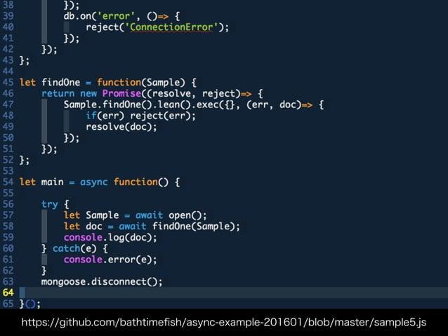 https://github.com/bathtimefish/async-example-201601/blob/master/sample5.js