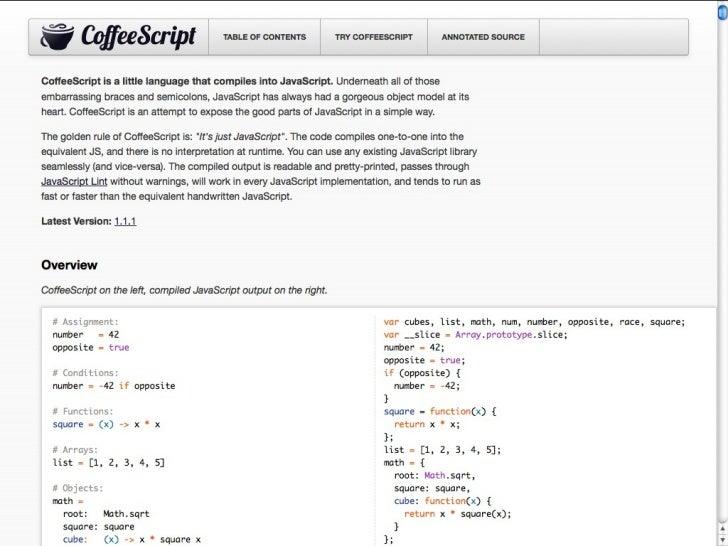 JavaScript agora é sério (TDC 2011)