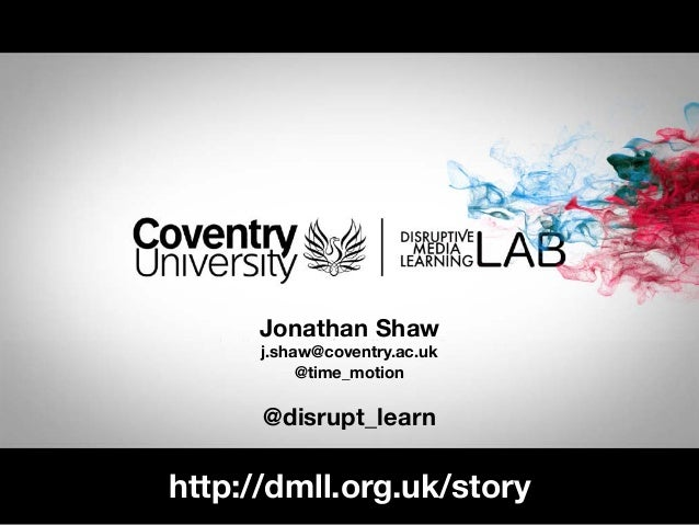 A story of an experimental learning laboratory...