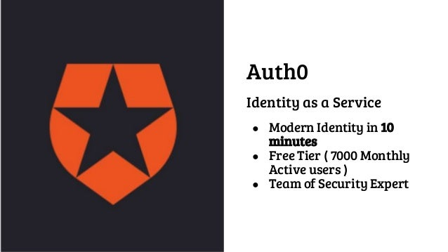 JS authentication with auth0
