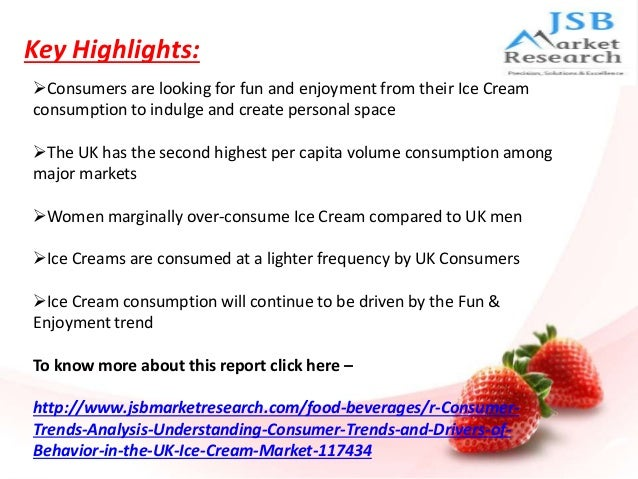 ice cream market analysis If you don't, surveymonkey audience has some insights on how to do market  a  market research survey can help you analyze the potential market size, find a.