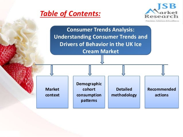consumer behavior ice cream While the us ice cream market has been flat overall in recent years, beneath the top line a new story is unfolding that may signal shifts ahead overall.