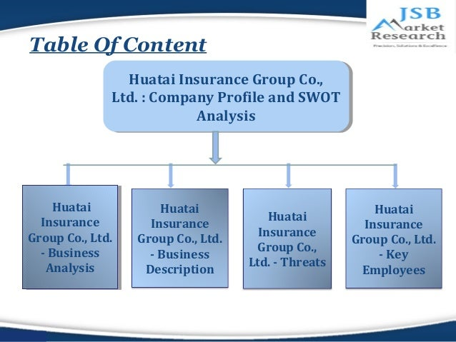 Analysis of Sagicor Insurance Company Essay