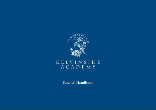 Parents' Handbook