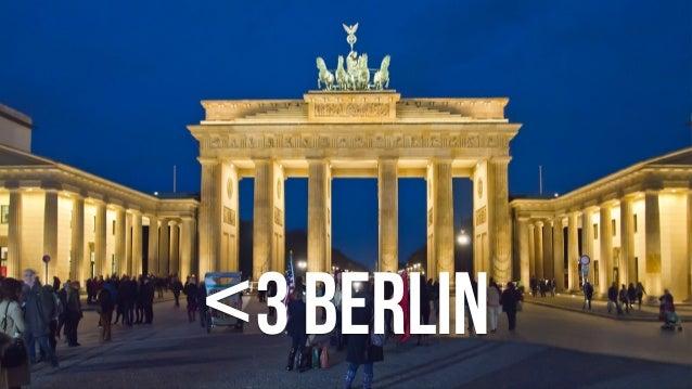 <3 Berlin