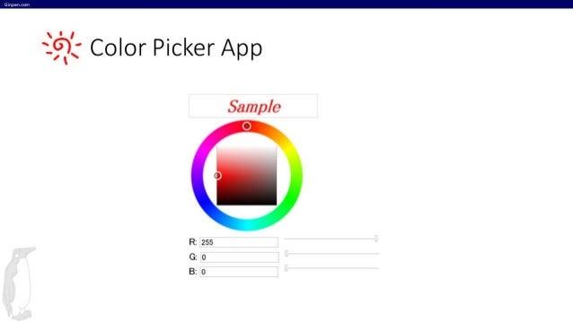 JSConf.Asia 2014 - Minimal Model-View Methods Slide 3