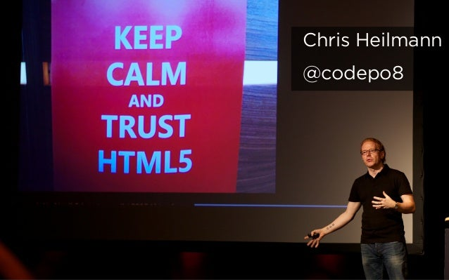Breaking out of the endless callback look - #jsday Italy keynote Slide 2