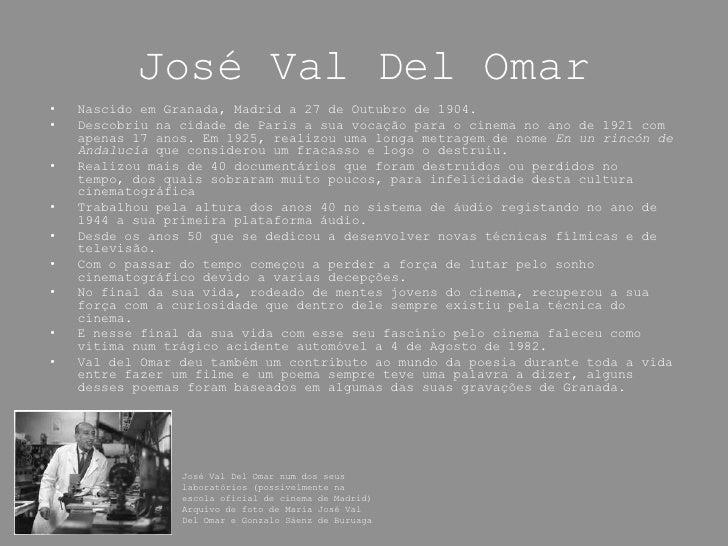 José ValDelOmar<br />Nascido em Granada, Madrid a 27 de Outubro de 1904.<br />Descobriu na cidade de Paris a sua vocação p...