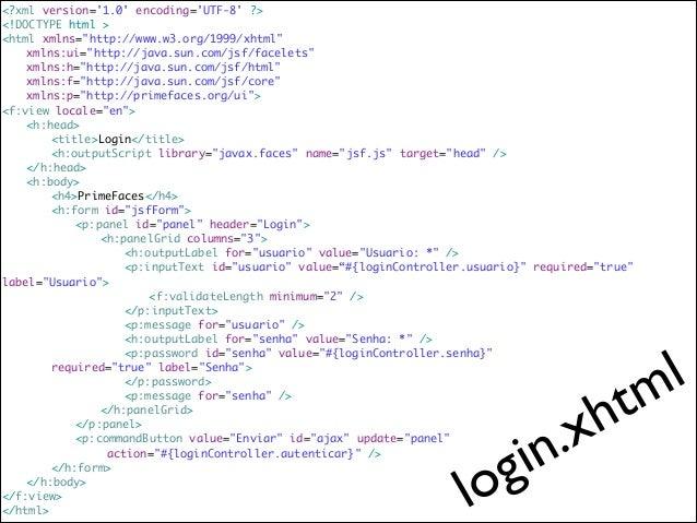 """<?xml version='1.0' encoding='UTF-8' ?> <!DOCTYPE html > <html xmlns=""""http://www.w3.org/1999/xhtml""""  xmlns:ui=""""http://..."""