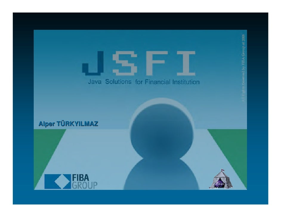 JSFI - Dynamic RCP Desktop Application