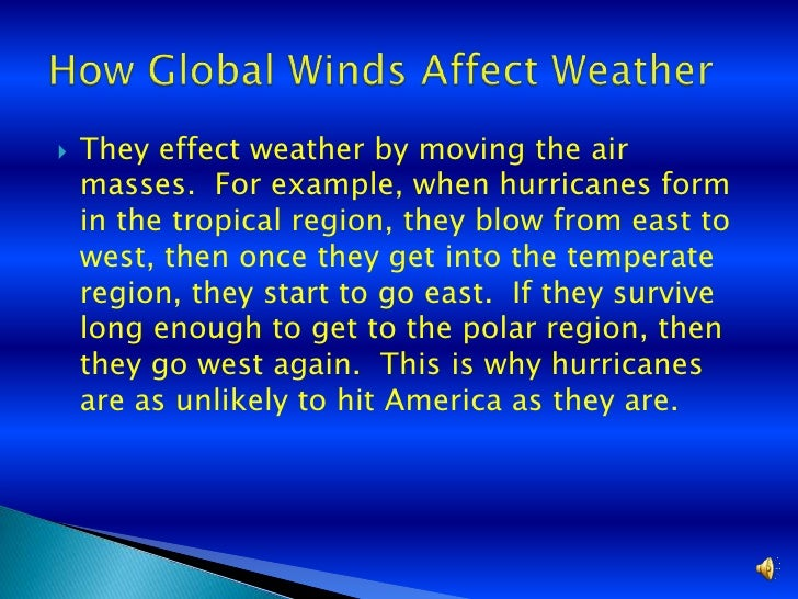 Jet Stream, Convection Currents & Global Winds