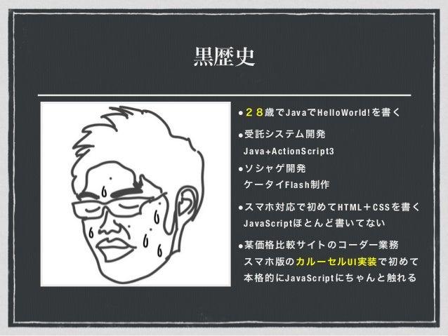 覚醒!JavaScript Slide 3
