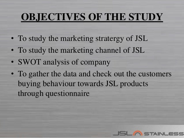 Market Study Of Stainless Steel Plate at JSL Hisar