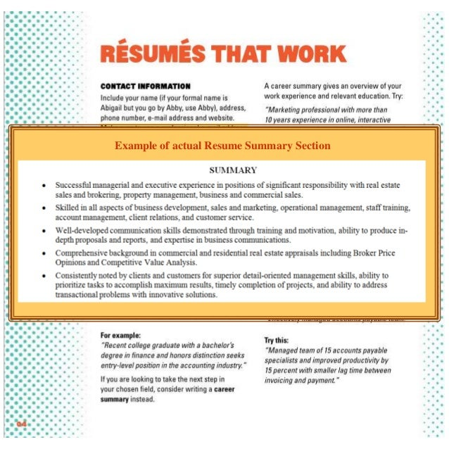 ... Mostsignificant Accomplishments Here; 22. Rememberu2026your Resume ...  How To Make Your Resume