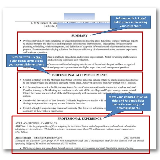 the next page will detail your education this one can cause some troubles because of the - How To Make Your Resume Stand Out Get Your Resume Noticed