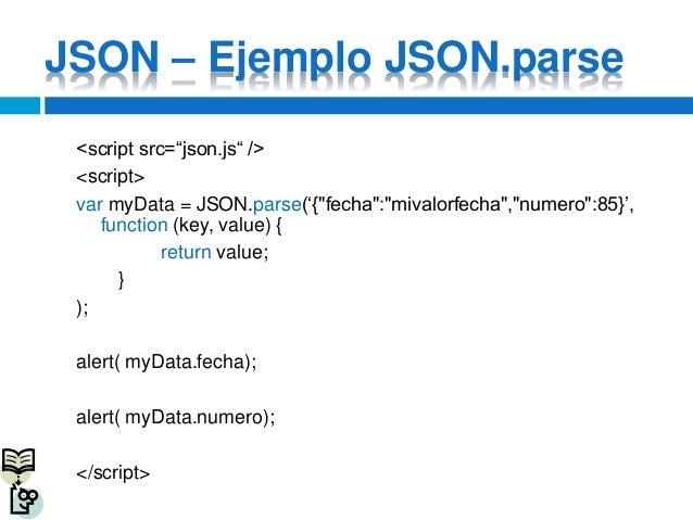 Json Short Manual