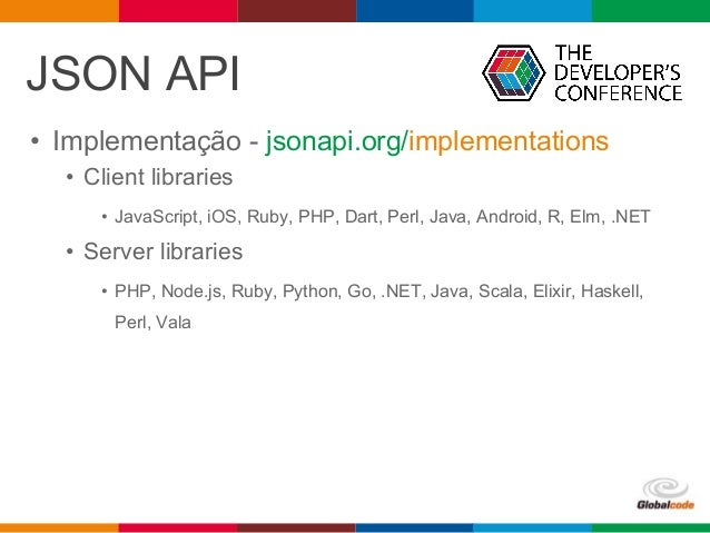 what is application vnd.api json