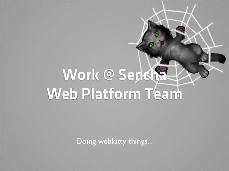 JavaScript on the GPU Slide 3