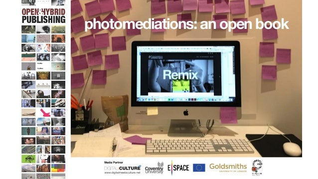 photomediations: an open book