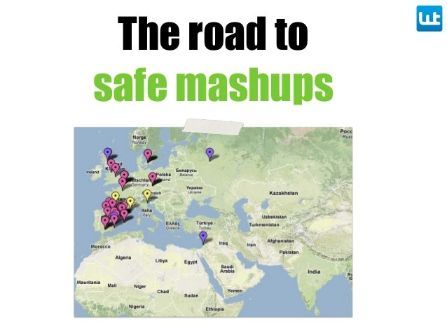 The road to safe mashups