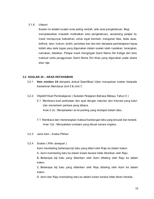 Soalan Ujian Iq Dalam Bahasa Melayu Selangor E