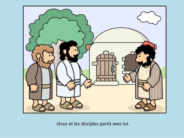 Jésus ramène à la vie la fille de Jaïrus Slide 3