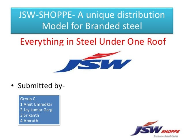 case study of jsw shoppe