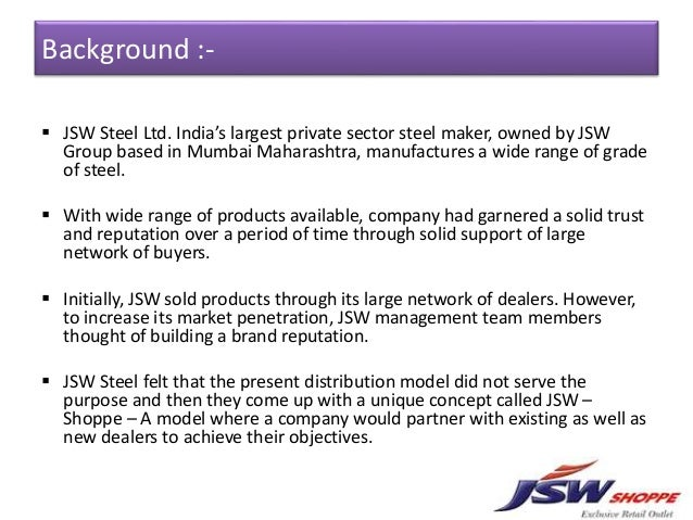 jsw shoppe case study analysis