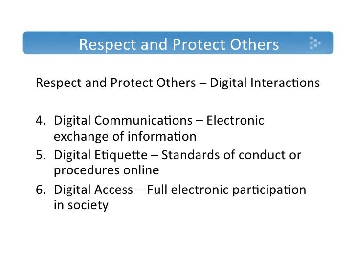 How to Be a Responsible Digital Citizen 9 Steps with