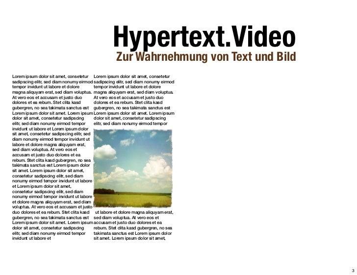 Web & Video Slide 3