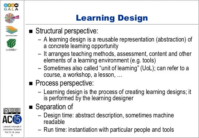 the design of constructive learning environments Characterization of constructivist learning environments presents the challenge of concepts central to constructivist design, teaching and learning: 2/7/2014 characteristics of constructivist learning & teaching.