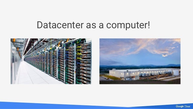 Datacenter as a computer!
