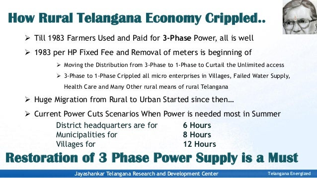 Jtrdc Concept Solar Power For Rural Telangana Amp Agriculture