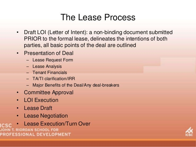 Jtr school 2014 basics of leasing and specialty leasing specialty leasing 45 spiritdancerdesigns Gallery