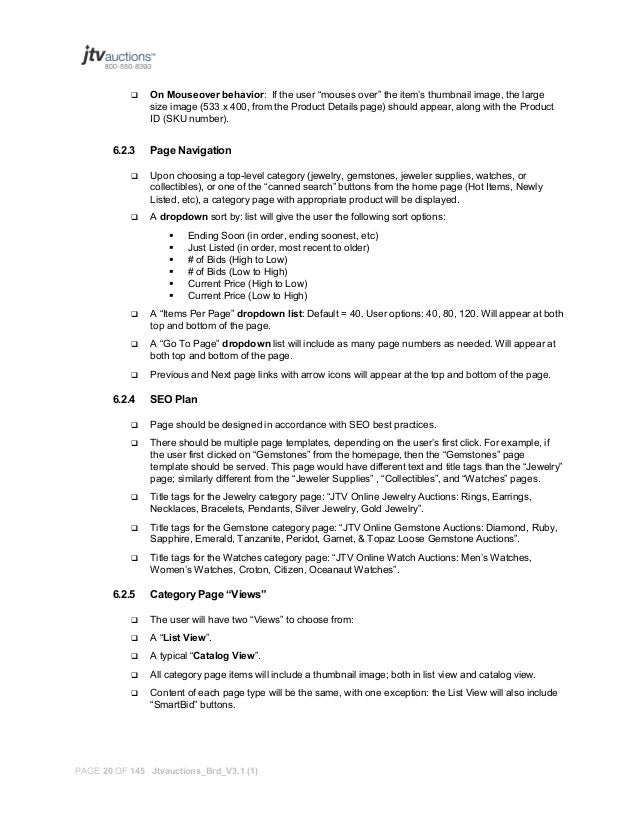 A Product Requirements Document PRD Sample - Prd product requirements document template