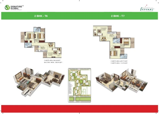 THE SERENAS Brochure floor plan price list locationmap call whatsapp 8010730143