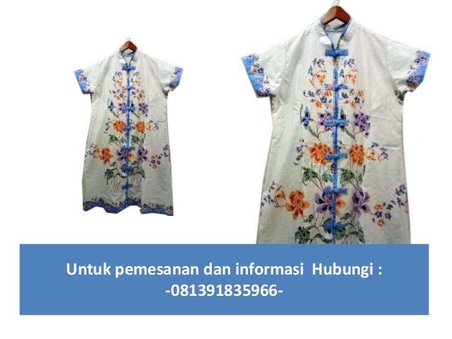 Untuk pemesanan dan informasi Hubungi : -081391835966-