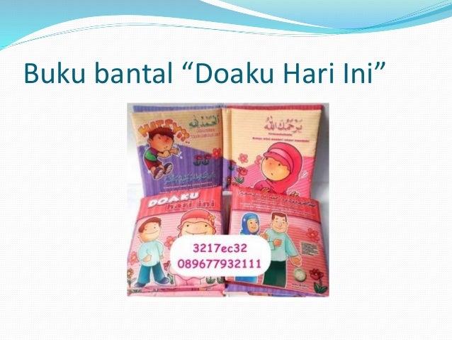 Jual buku bantal bayi surabaya