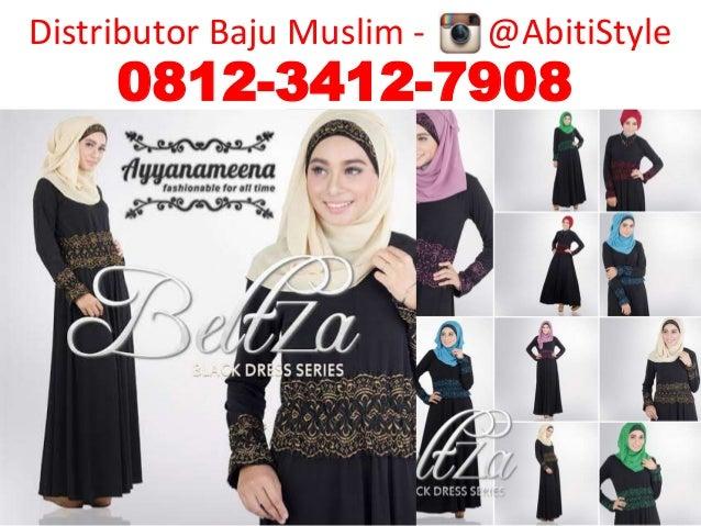 0812 3412 7908 Tsel Jual Busana Muslim Modern Online
