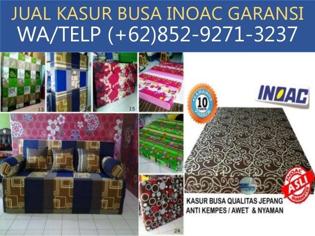 Free Ongkir (+62)852-9271-3237 Jual harga kasur spring bed Inoac murah, lengkap, dan kualitas terjamin garansi resmi 10 ta...