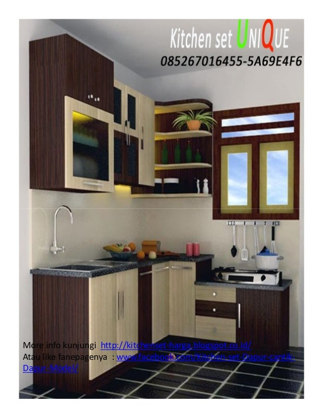 Jual Kitchen Set Malang Desain Kitchen Set Untuk Dapur Kecil Harga