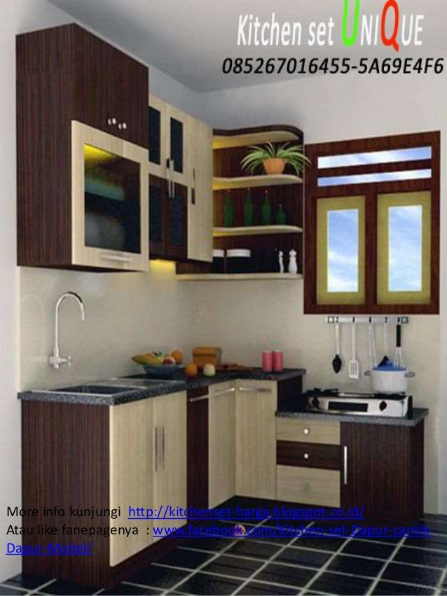 Jual kitchen set malang desain kitchen set untuk dapur for Kitchen set jual