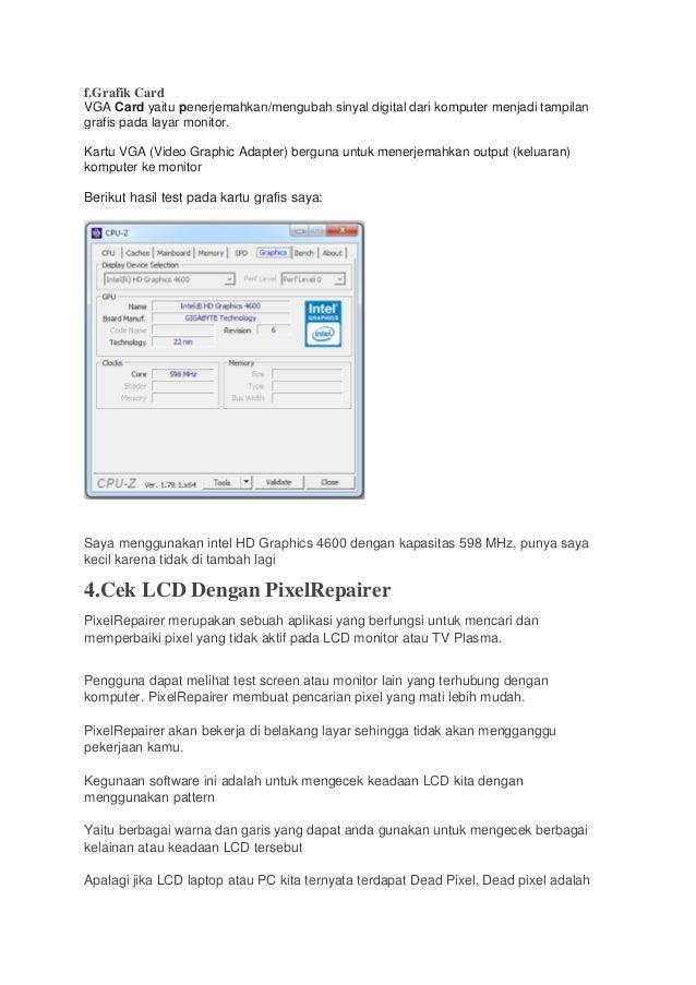 Jual Laptop Bekas 7 Tools Cek Kualitas Sebelum Laptop Di Beli Agar