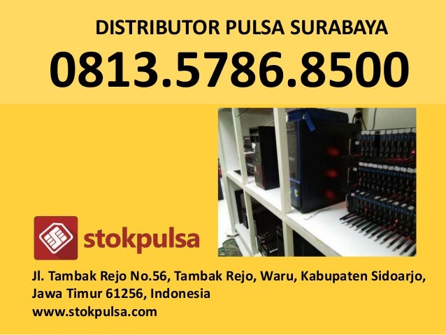 Image Result For Dealer Pulsa Surabaya Wtc