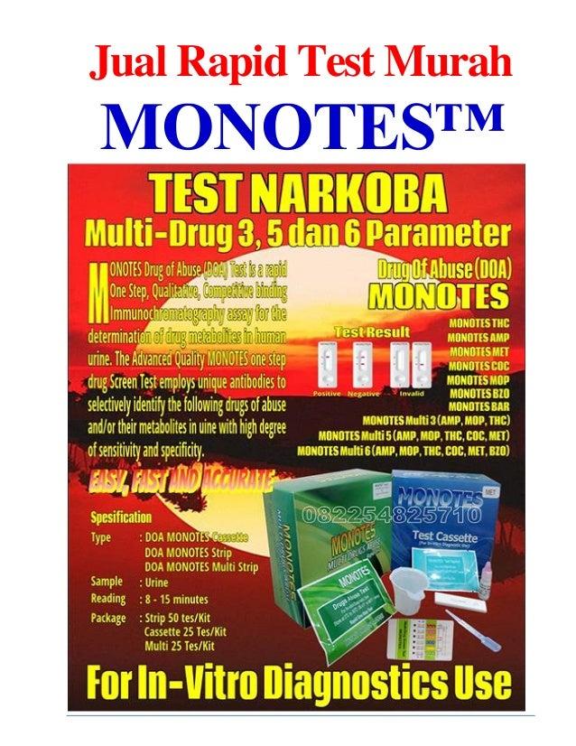 Jual Rapid Test Murah MONOTES™